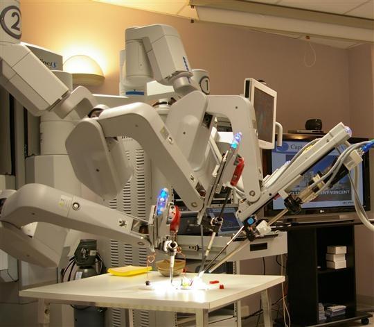 Besan on un robot pour des op rations haut de gamme tregouet - Robot menager haut de gamme ...