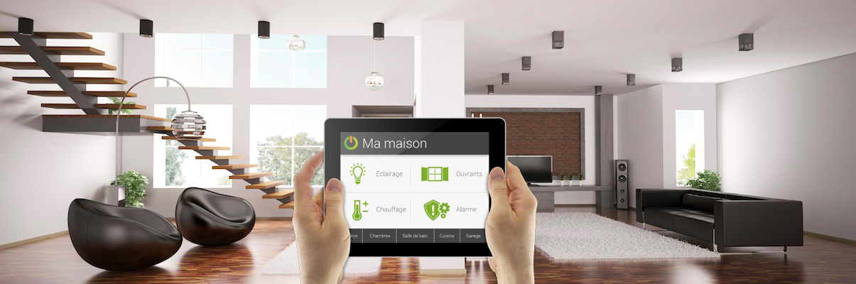 Bien connu La maison du futur sera intelligente etconsciente ! - rtflash  JA05