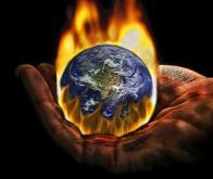 11 degrés de plus sur Terre et le niveau des océans s'élevant de 60 mètres si nous brûlons toutes ...