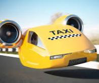 Airbus prépare son taxi volant