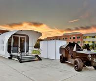 AMIE : la maison imprimée 3D alimentée par une voiture