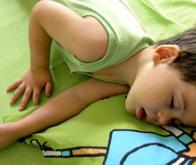 Attention au ronflement chez l'enfant