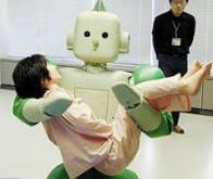 Au Japon, des robots autonomes assistent le personnel d'un hôpital