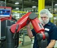Baxter, le robot industriel qui -sent- son environnement