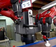 Baxter, le robot intelligent qui va rendre l'industrie américaine plus compétitive