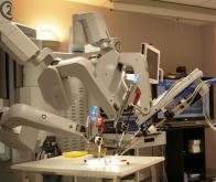 Besançon : un robot pour des opérations haut de gamme