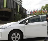 """Bilan positif pour l'expérimentation """"Kleber"""" de mise en libre service de voitures hybrides"""