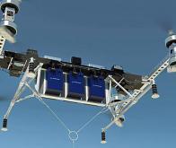Boeing dévoile un prototype d'appareil de fret électrique