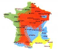 Climat de la France : +0,4°C ces 10 dernières années