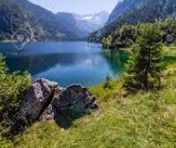 Climat : l'alarmant appauvrissement en oxygène des lacs alpins