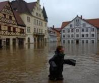 Climat : les inondations vont se multiplier en Europe