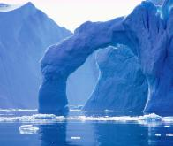 Confirmation de la fonte accélérée des glaces au Pôle Nord