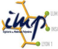 Création du pôle de recherche : Lyon Polymer Science & Engineering