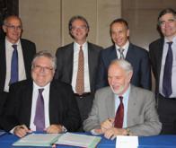 Création d'une unité mixte internationale franco-canadienne en mathématiques