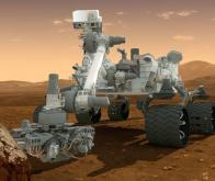 Curiosity détecte la présence de méthane et de molécules organiques sur Mars !