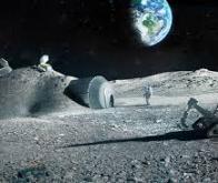 De l'eau en quantité plus importante que prévu piégée sur la surface lunaire !