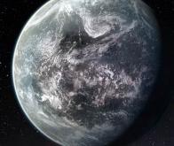 Découverte d' une exoplanète potentiellement habitable