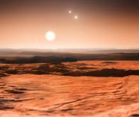 Découverte de trois planètes potentiellement habitables dans la proche banlieue du système solaire