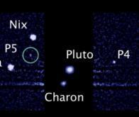 Découverte par des astronomes américains d'une cinquième lune de Pluton