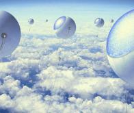 Des ballons au-dessus des nuages pour capter l'énergie solaire
