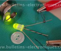 Des chercheurs italiens réalisent des fils électroniques à partir de fils de coton