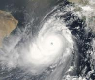 Des cyclones intensifiés par la pollution