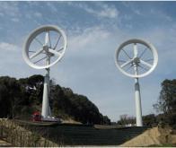 Des éoliennes lenticulaires deux fois plus efficaces