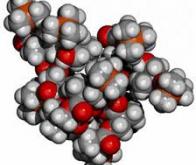 Des messages secrets stockés sur des molécules