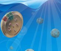 Des nano-filtres solaires pour dépolluer l'eau