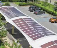 Des panneaux solaires en verre souple ultra-mince !