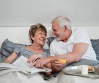 Des perturbations du sommeil peuvent être le signe avant-coureur de la maladie d'Alzheimer