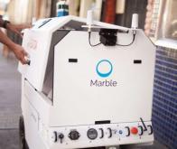 Des repas livrés par des robots à San Francisco