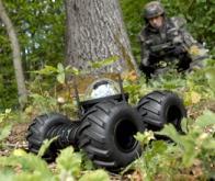 Des robots assistent nos soldats en Afghanistan