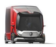 Le camion du futur selon Renault Trucks