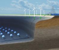 Stocker l'énergie dans les réseaux : le nouveau défi mondial