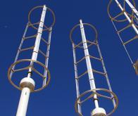 Energie du vent : la voie des éoliennes à axe vertical semble prometteuse