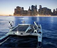 Energy Observer ouvre l'ère de la navigation propre et durable