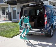 Ford prépare la livraison à domicile par robot