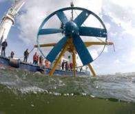 GDF Suez affiche ses ambitions dans l'hydrolien