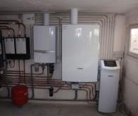 Hydrogène : des piles à combustible bientôt testées pour chauffer des logements