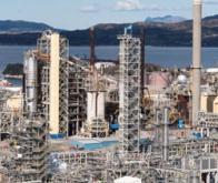 Inauguration du plus grand site d'essai de captage de CO2 au monde
