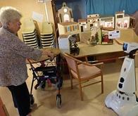 Jazz, le robot au service des seniors