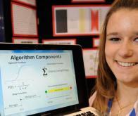 Une jeune lycéenne invente un algorithme pour diagnostiquer la leucémie