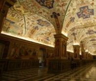 La bibliothèque du Vatican numérisée