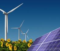La complémentarité du solaire et de l'éolien permet de réduire massivement les besoins en stockage