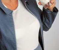 La consommation de lait pendant la grossesse influe positivement sur la croissance de l'enfant