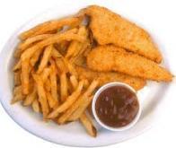 La consommation régulière d'aliments frits réduirait l'espérance de vie