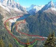 La fonte des glaciers alpins est 3 fois plus rapide depuis 2003