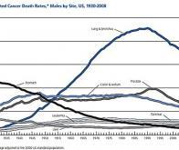 La mortalité par cancer poursuit son déclin aux Etats-Unis