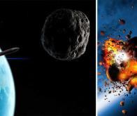La NASA présente son « marteau » anti-astéroïde…